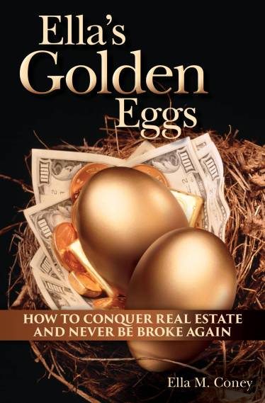 Ella's Golden Eggs Book Cover